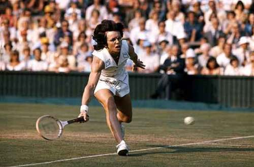 Billie Jean King Diabetes
