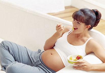 Pregnant woman diabetes